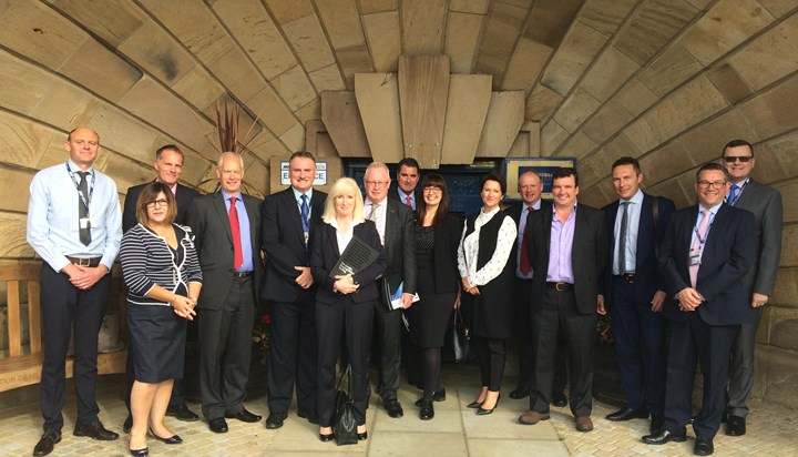Suffolk Business Ambassadors get behind the Port of Ipswich success story