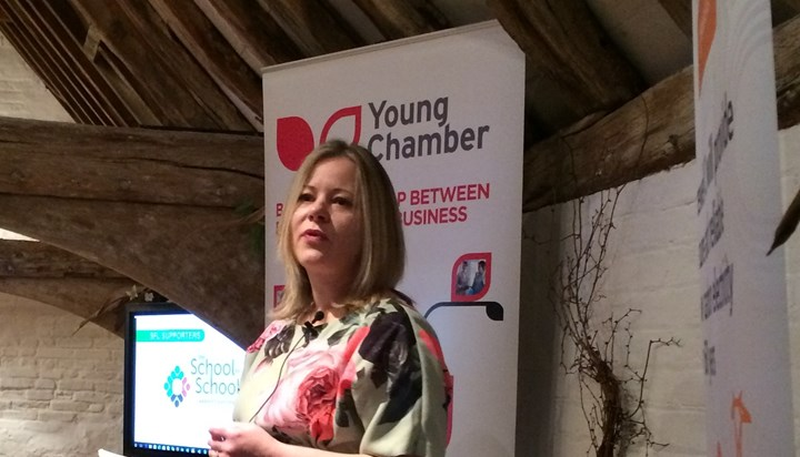 EDF Energy signs up to Suffolk Chamber of Commerce's Young Chamber Plus scheme