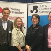 Businesses inspire Beccles students to be great entrepreneurs