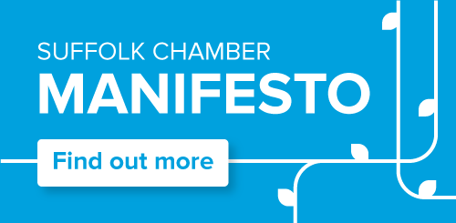 Suffolk Chamber Manifesto Graphic