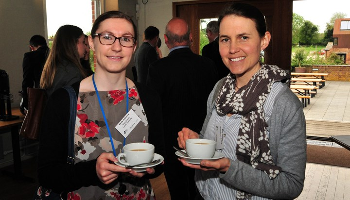 Suffolk Chamber April Networking Lunch