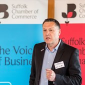 All photos accredited to Chris Grover and are copyright of Suffolk Chamber of Commerce.