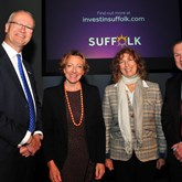 "Invest in Suffolk Ambassadors' dinner ""a celebration of those telling the Suffolk story"