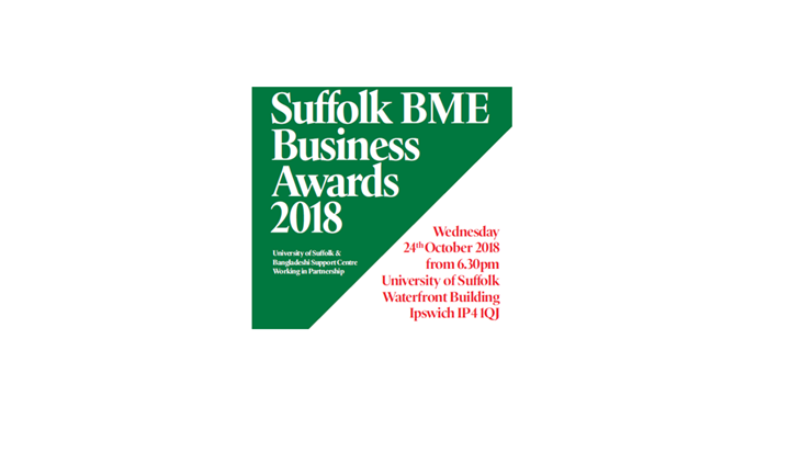 Suffolk BME Business Awards 2018