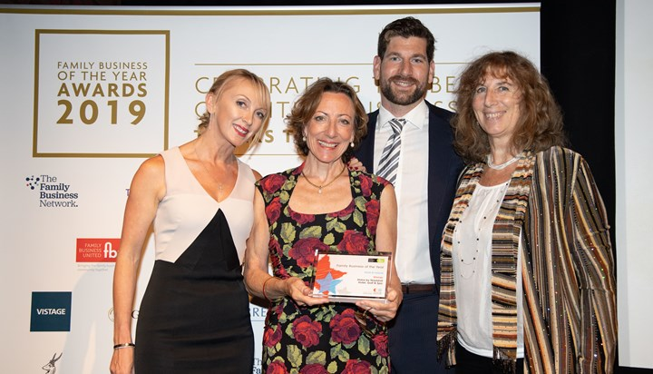 Suffolk Chamber member Stoke-by-Nayland take hotel and lesiure crown