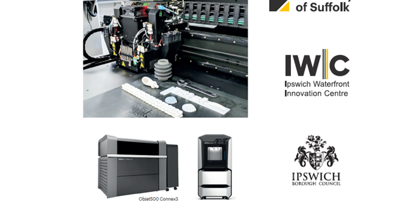 UoS: 3D printing and prototyping facilities