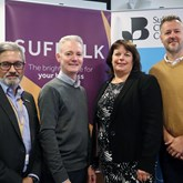 """Doing it differently"" defines latest Invest in Suffolk Ambassadors' event"