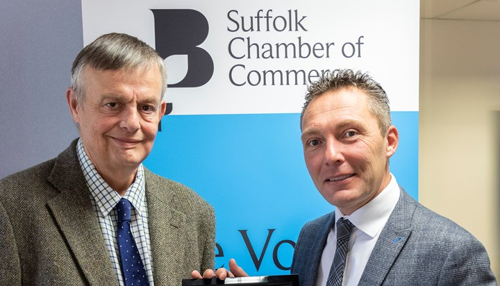 Suffolk Chamber signs up to Armed Forces Covenant