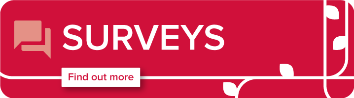 Surveys graphic and link