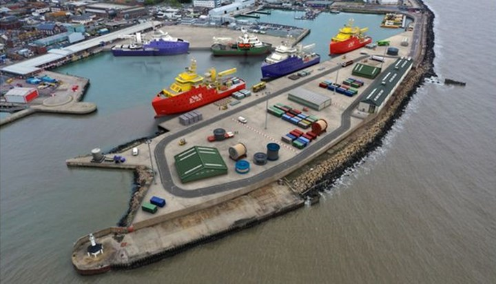 ABP unveils ambitious vision for Port of  Lowestoft in support of SNS energy sector