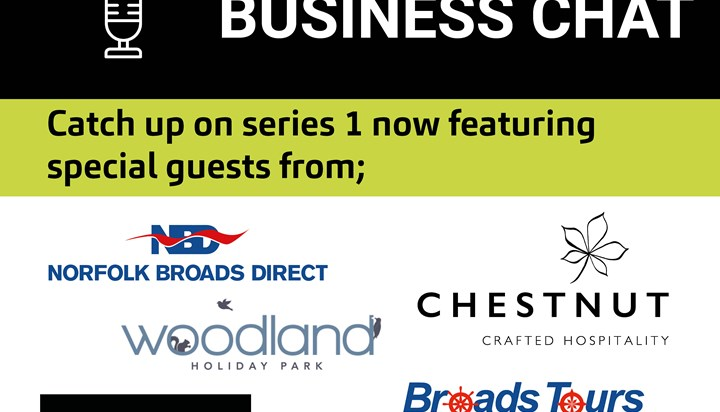 Tourism Business Chat - catch up on series 1 now!