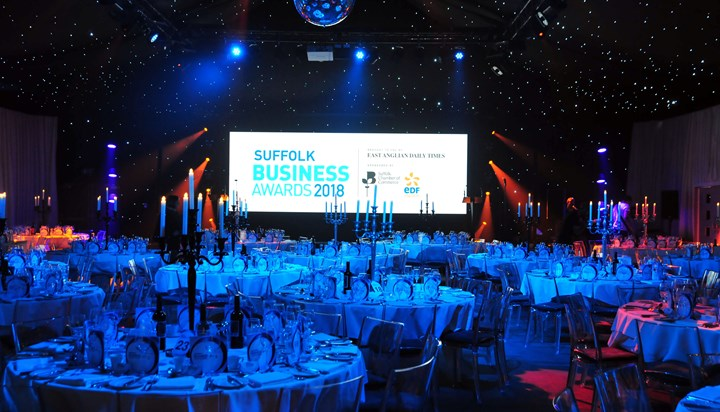 Suffolk Business Awards 2019 open for entries!