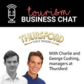 Tourism Business Chat is back for series 2!