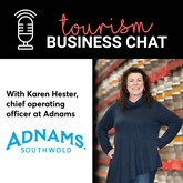 Tourism Business Chat with Adnams