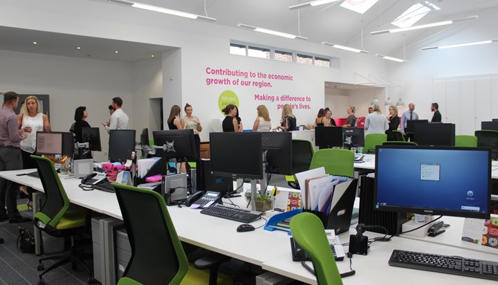 Celebration evening marks the official opening of Pure's new Ipswich office
