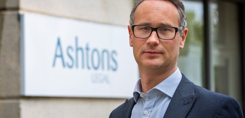 Ashtons Legal welcomes new Business Development and Sales Manager