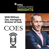 Business Insights Chat with William Coe, from Coes