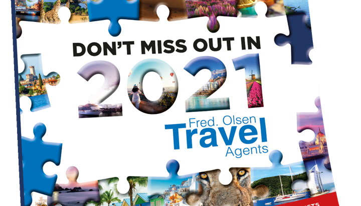 Fred. Olsen Travel Agents latest Holiday & Cruise Magazine