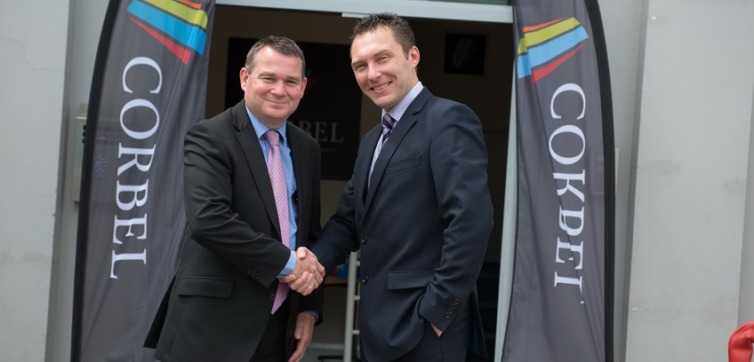 Corbel opens new Disaster Recovery Centre