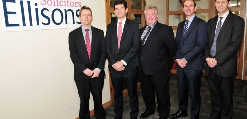 Ellisons Solicitors receives recommendations in this year's prestigious Legal 500