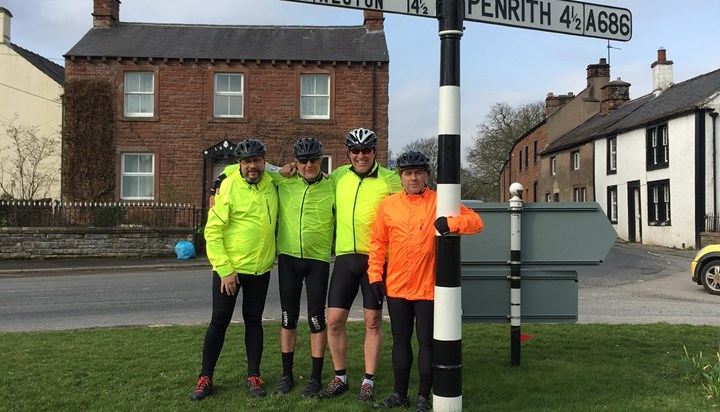 'VERTAS COASTERS' STEER £2.2K TOWARDS CANCER CHARITY
