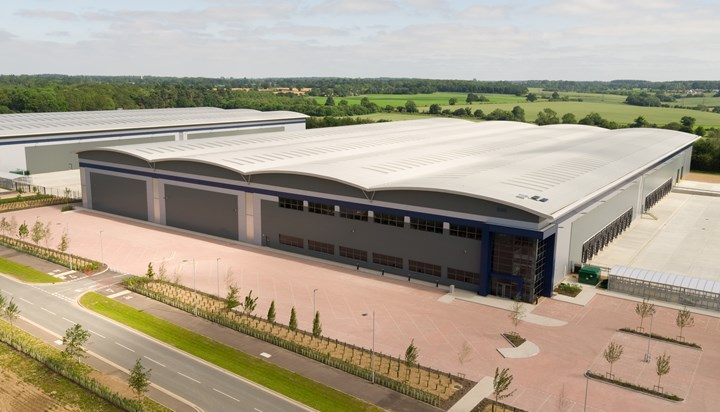 JAYNIC WINS DEVELOPMENT MANAGEMENT CONTRACT FOR THE FIT-OUT OF M H STAR'S 206,000 SQ FT WAREHOUSE UNIT AT SUFFOLK PARK, BURY ST EDMUNDS, SUFFOLK