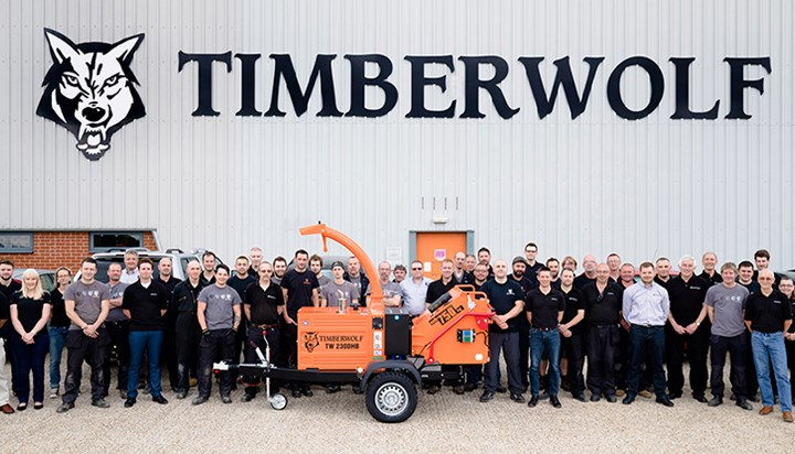 Timberwolf support Headway Suffolk as Charity of the Year