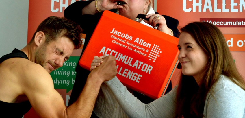 Call for firms to join our Jacobs Allen Accumulator Challenge battle