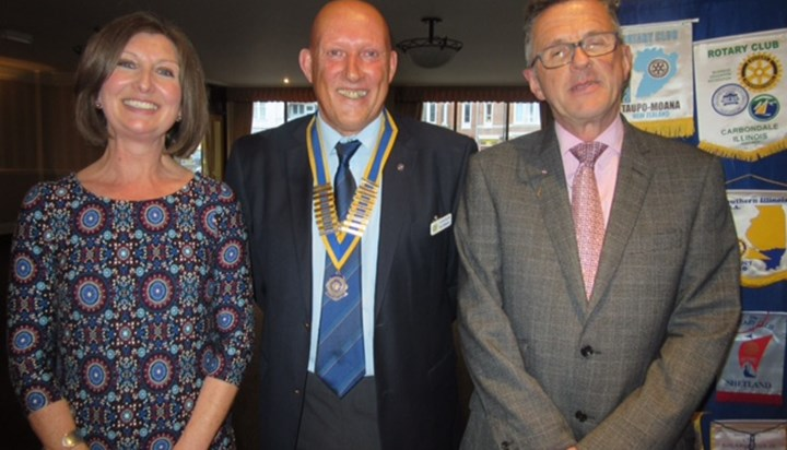 The Rotary Club of Lowestoft East Point continues to increase its membership