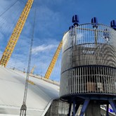 Innovative Creations appointed by British start-up Alpha 311 to support a ground-breaking power generation project at The O2 Arena