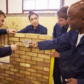 Eastern Region Training to Train Raedwald Trust Students in Construction Skills