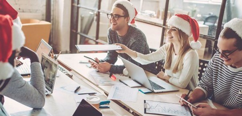 How to keep employees motivated during the festive season