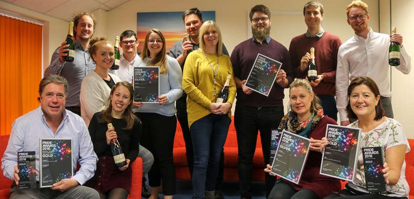 Genesis wins Outstanding Public Relations Consultancy for CIPR PRide Awards 2018