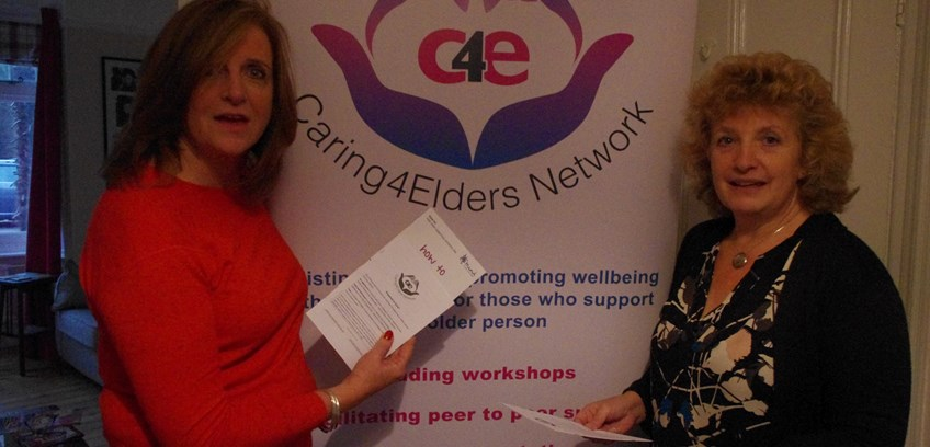 Caring4EldersUK trainers go North to support workplace carers