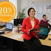 Full Mix Marketing Break from Norm with 20% Discount
