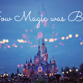 Inspirational Leadership - How magic was Born