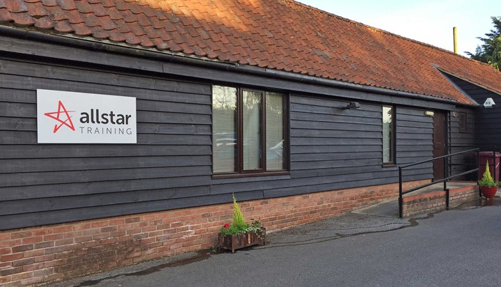 Open Event at Allstar Training - 16th October 2018
