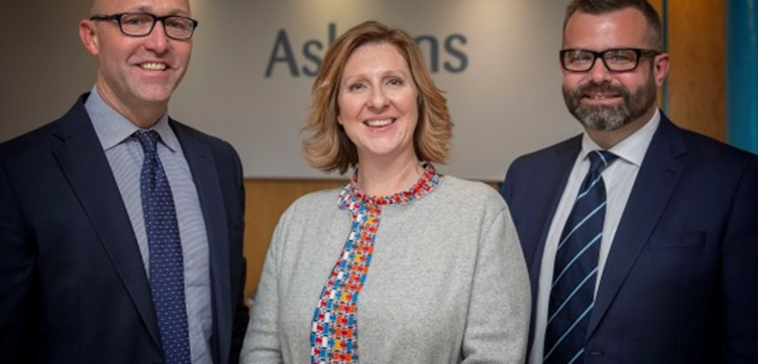 Ashtons appoints three new partners