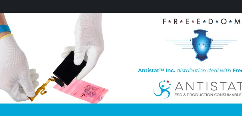 Antistat™ Inc. agrees new distribution deal with Freedom Sales