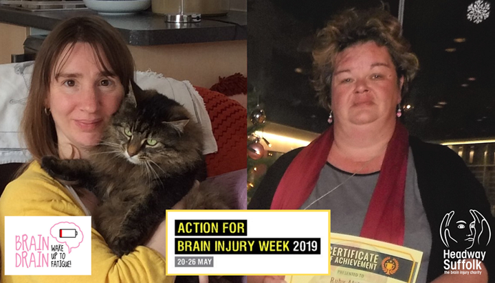 Brain Injury survivors share their stories for Action for Brain Injury Week