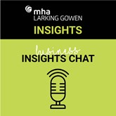 MHA Larking Gowen launch new Business Insights Chat podcast series