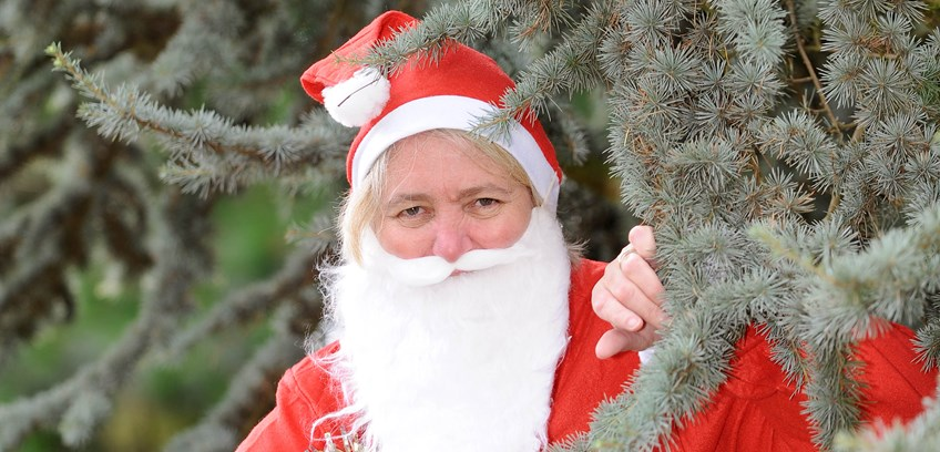 Businesses urged to become Santa for a day - for just £5