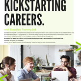 Kickstarting Careers with Steadfast Training Ltd