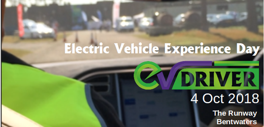 EV Experience Day October 4th 2018