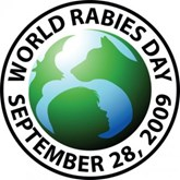 World Rabies Day 28th September - news from The Travel Clinic Cambridge and Ipswich