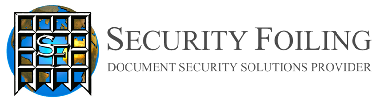 Security Foiling Limited - Document Security Solutions Provider