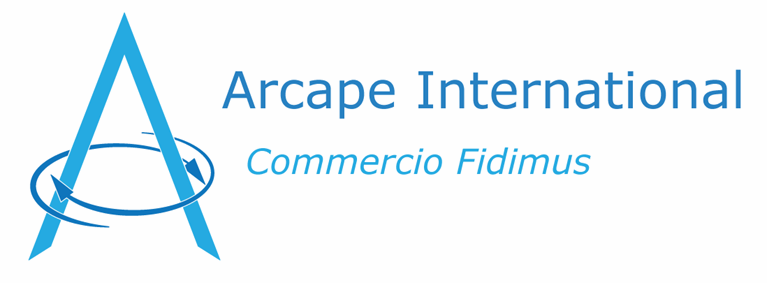 Arcape International logo. Suffolk Chamber of Commerce member